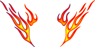 wing vector guitar fire png free download clip art free clip