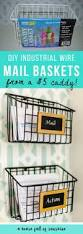 31 cool crafts made with baskets basket crafts dollar store
