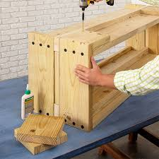 Build A Storage Bench Build A Bench With Firewood Storage