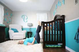 bedroom appealing nursery ideas blue and white ba boy room ba
