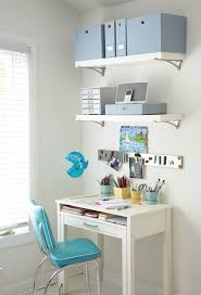 How To Make A Small Desk 17 Best Images About Study Nook On Pinterest Shelves Floating