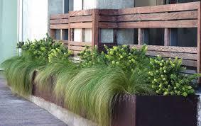 Large Planter Box by Best 10 Metal Planter Boxes Ideas On Pinterest Corten Steel