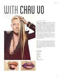Vancouver Hair Extensions by String Magazine Fw12 Duality Issue Volume 1 Issue 2 By