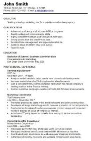Sample Payroll Resume by Best 25 Chronological Resume Template Ideas On Pinterest Resume