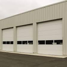Overhead Door Warranty by Insulated Sectional Steel Door 150