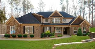 brick house ideas