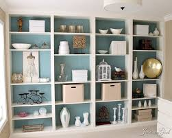 How To Build In Bookshelves - 123 best shelves beautifully decorated images on pinterest