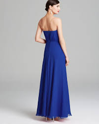 vera wang blue dresses dress images