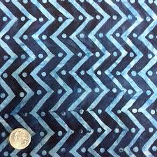 batik fabric diagonal dots indigo artisticartifacts