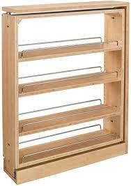 how to build a 36 inch base cabinet rev a shelf 432 bf 6c 6 inch base cabinet filler pullout kitchen wooden spice rack holder shelves for storage organization