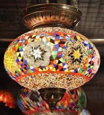 Mosaic Chandelier Turkish Turkish Handmade Glass Mosaic Chandelier From Anatolian Mosaic