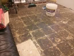 remove asphalt from linoleum tiles general diy discussions diy