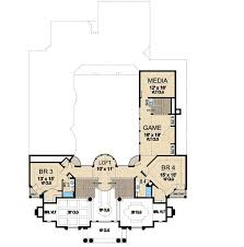 House Plans With Master Suite On Second Floor 68 Best Courtyards Images On Pinterest Architecture Courtyard