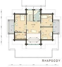 Prefab House Floor Plans Prefab House Traditional Wooden Frame Two Story Rhapsody
