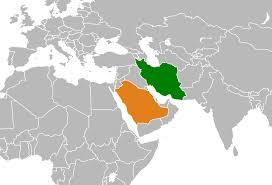 Lebanon On World Map by Iran U2013saudi Arabia Proxy Conflict Wikipedia