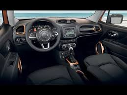 jeep renegade 2014 interior jeep renegade 2015 test drive interior review top gear on board