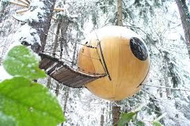 post the most beautiful treehouses from all over the world bored
