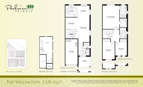 bradford floor plan solmar development corp parkview heights in bradford wellington