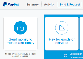 how to send money through paypal free tutorial with pictures