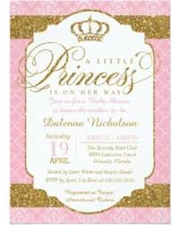 pink and gold baby shower invitations fall is here get this deal on princess royal pink and gold