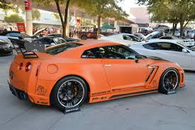 nissan orange 2012 sema show orange r35 nissan gt r