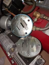 compressor will not build pressure