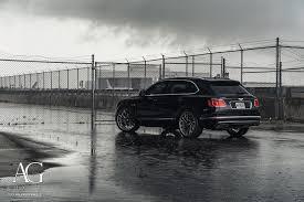 white bentley black rims ag luxury wheels bentley bentayga forged wheels