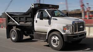 Ford Camo Truck - ford improves the popular f 650 and f 750 commercial series trucks