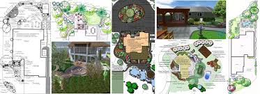 Residential Landscape Design by Commercial Landscape Designer Residential Landscape Design