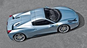 458 spider roof introducing the 458 spider by a kahn design