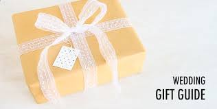 wedding gift guide wedding gift guide the chic site