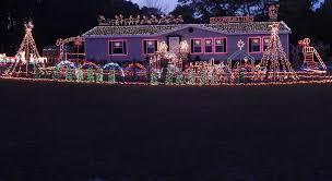 musical christmas lights s lights delights musical christmas light show continues to