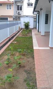 2sty end lot desa sri hartamas freehold 2 storey link house for