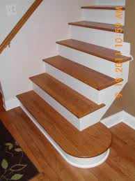 Laminate Flooring On Steps Exterior Interesting Stair Treads For Interior And Exterior