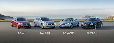 luxury sedans u0026 convertible lacrosse regal verano u0026 cascada