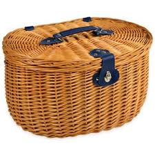 wine picnic basket buy wine picnic baskets from bed bath beyond