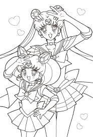 sailor moon coloring pages games sailors coloring pages