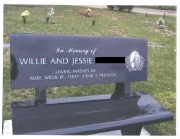 headstone markers bench headstone benches headstone benches free shipping
