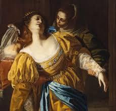 esther before ahasuerus by artemisia gentileschi at the