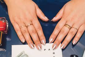 sophisticated nail art from posh nyc salon paintbox racked