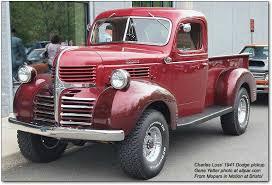 dodge com truck history of the dodge trucks 1921 1953