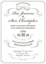 formal invitation custom invitations note cards by bonni de wouw at coroflot