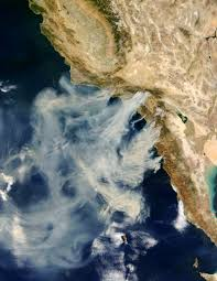 Los Angeles Fires Map by Wildfires Strike Near Los Angeles And San Diego Image Of The Day