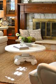 round glass coffee table decor how to accessorize a round coffee table round designs
