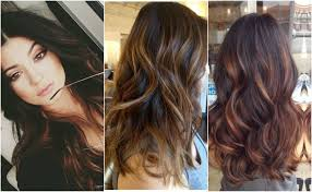 Pretty Colors To Dye Your Hair The 9 Best Ways To Highlight Your Hair Using The Balayage Technique