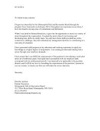 recreation cover letter amitdhull co