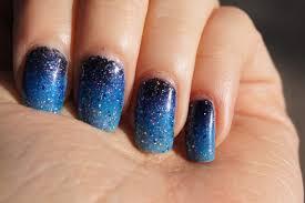 blue and black nail designs best nail 2017 26 long acrylic nail