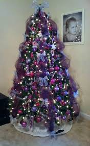 purple christmas tree 17 purple christmas trees decorating ideas christmas celebrations