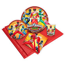 in party supplies power rangers dino charge party supplies collection target