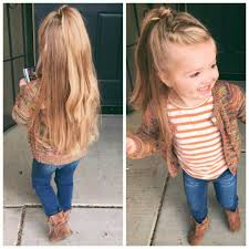 half up half down hair little hairstyles hair inspiration